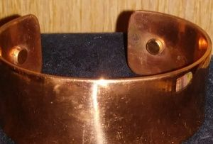 Jewelry - Copper Bracelet Magnetic Pain Therapy